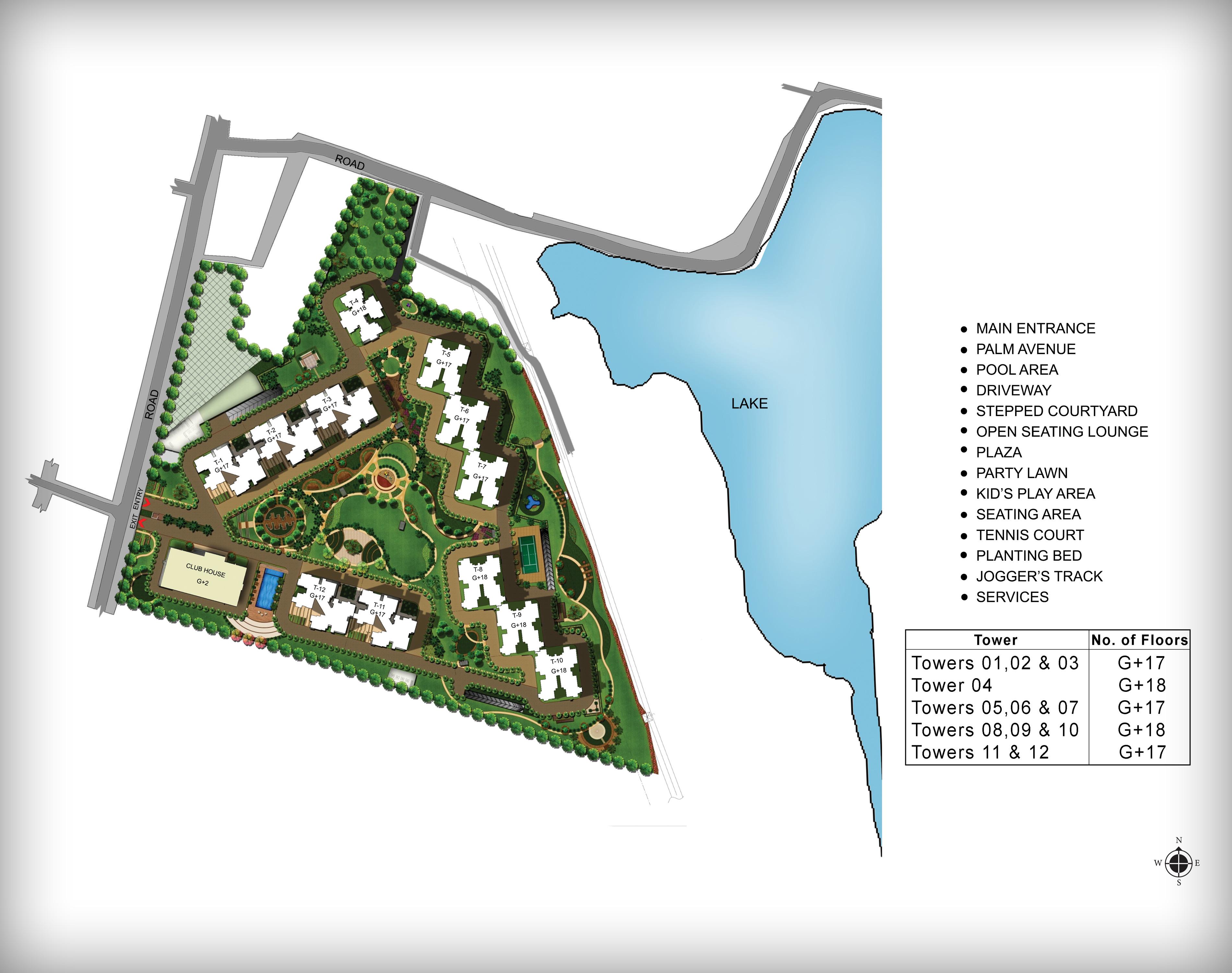 prestige-lake-ridge-master-plan